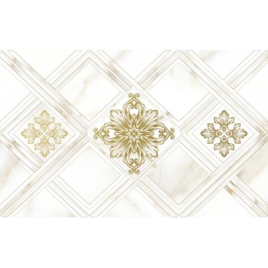 Декор CALACATTA GOLD GT 10300000203 40х25 белый