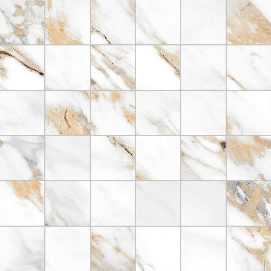Мозаика CALACATTA COLD IGMG30001 30х30 серый