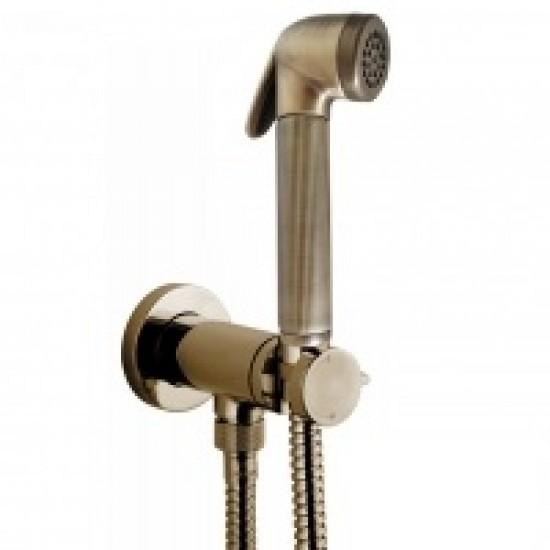 Гигиенический душ со встроенным смесителем E37011B00022015 бронза