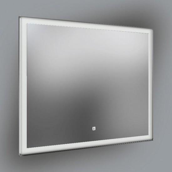 Зеркало  Mi.100 c LED-подсветкой 100 х 80 см