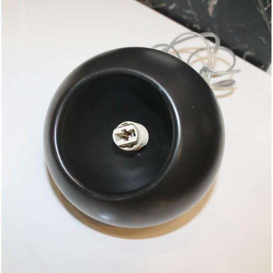 Светильник подвесной.круглый DECO LIGHT C606105 черный матовый