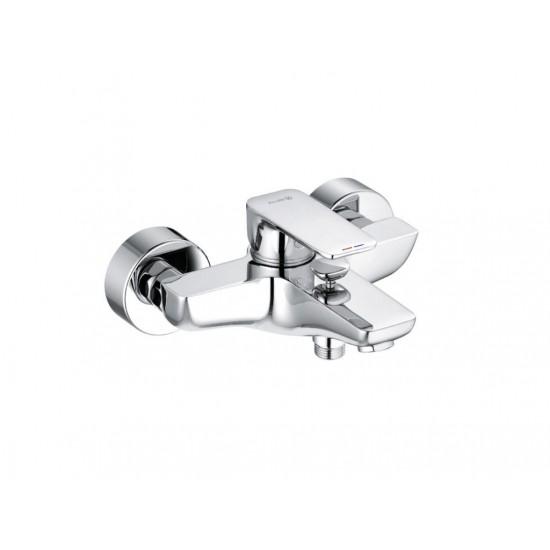 Смеситель для ванны/душа PURE STYLE 406810575 однорычажный ,хром