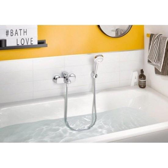 Смеситель для ванны/душа PURE EASY 376810565  однорычажный ,хром